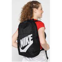 Mochila Nike Sportswear Elmntl Bkpk - 2.0 Preta
