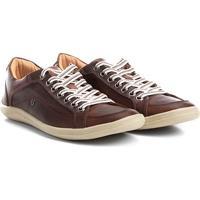 Sapatênis Couro Shoestock Lixado Masculino - Masculino