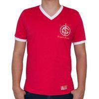 Camisa Retrô Mania Internacional 1975 Masculina - Masculino deca024ee167c