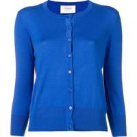 Snobby Sheep Buttoned Up Cardigan - Azul