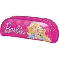 Estojo Barbie 16M - 63849 | Cor: Rosa