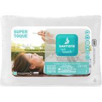 Travesseiro Santista Tech Touch Branco