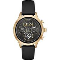 Smartwatch Michael Kors Runway Feminino - Feminino-Preto