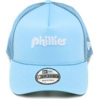 02ad0e755 Dafiti  Boné New Era Trucker Philadelphia Phillies Azul