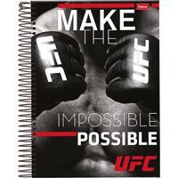 Caderno Foroni Ufc Make The Impossible 1 Matéria