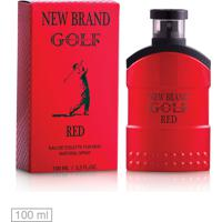 Perfume New Brand Golf Red 100Ml
