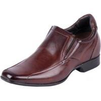 6a2162cd2 ... Sapato Social Rafarillo Social Alth Elevação 7 Cm Mogno Masculino -  Masculino-Marrom