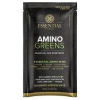 Amino Greens Vegan - 1 Sachê 8G - Essential Nutrition - Unissex