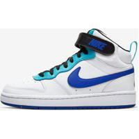 Tênis Nike Court Borough Mid 2 Infantil