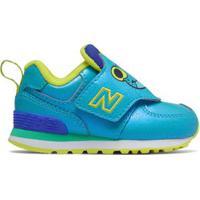 Tênis New Balance 574 | Infantil Azul