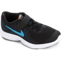 Tênis Infantil Nike Revolution 4 Masculino - Masculino-Azul