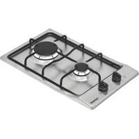Cooktop Em Aço Inox Com 2 Queimadores Bivolt Prime Inox - Tramontina