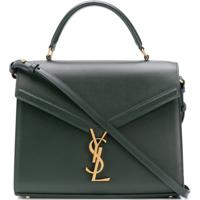 Saint Laurent Bolsa Com Alça De Mão Cassandra - Verde