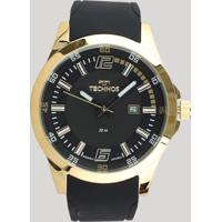 9e21cb7283e CEA  Relógio Analógico Technos Masculino - 2115Kpu8P Dourado - Único