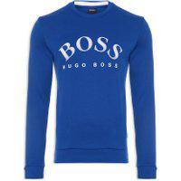 Blusa Masculina De Moletom Salbo - Azul