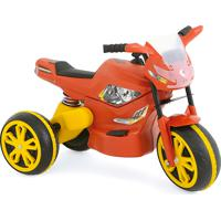 Moto Elétrica 6V Xturbo Vermelha Xalingo
