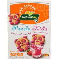 Biscoito Panda Kids Morango Natural Life 100G