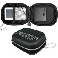 Estojo Rígido Cables Unlimited Com Alto-Falante Para Smartphone, Iphone, Ipod E Mp3/Mp4 Player
