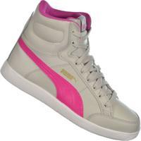 Atitude Esportes  Tênis Puma Ikaz Mid Classic 42466a8273ac4
