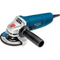 Esmerilhadeira Angular 850W 110V Gws 850 Azul Com Maleta