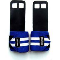 Munhequeira Com Grip Para Treinamento De Lpo X Branco Rope Store - Unissex