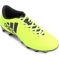 6cd01020dd Netshoes  Chuteira Campo Adidas X 17.4 Fxg - Unissex