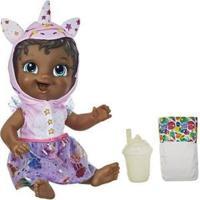 Boneca Baby Alive Tinycor Unicórnio Com Acessórios - Feminino-Colorido