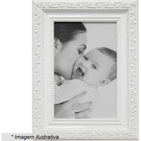 Porta Retrato- Branco- Tamanho Da Foto: 10X15Cm-Kapos