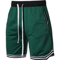 Bermuda Basket 90'S - Verde