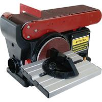 Lixadeira Combinada De Bancada Lynus Lcm-450 3750W 6 Pol