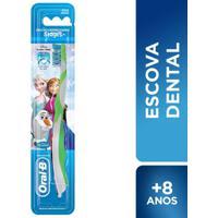 Escova Dental Oral-B Stages 4 Anos Frozen