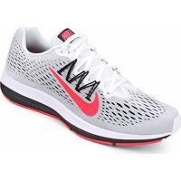 fb714f16606 Tenis Nike Zoom Vapor Club Branco E Bordo - MuccaShop