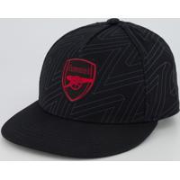 Boné Adidas Arsenal S16 Preto
