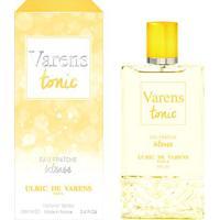 Perfume Varens Tonic Feminino Ulric De Varens Edt 100Ml - Feminino-Incolor