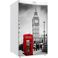 Adesivo Sunset Adesivos Frigobar Decorativo Porta Cabine Telefone Londres