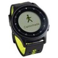 Monitor Cardiaco Sportwatch Chronus + Gps A Prova D Agua Preto Atrio - Es252