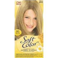 Tintura Soft Color 80 Louro Claro