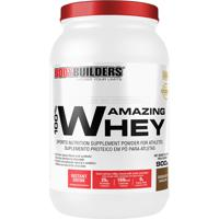 100% Amazing Whey 900G Chocolate – Bodybuilders