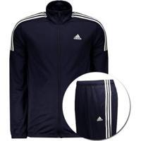 Agasalho Adidas Mts Team Sports - Masculino-Marinho