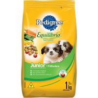 Ração Para Cães Pedigree Equilíbrio Natural Junior 1Kg