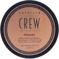 Pomada De Fixação American Crew Pomade 85G - Unissex-Incolor