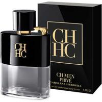 Perfume Ch Men Privé Carolina Herrera Eau De Toilette 50Ml