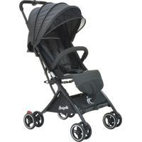 Carrinho De Bebê Burigotto It Black 0 A 15Kg - Ixca5115Prc42 - Tricae