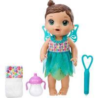 Boneca Baby Alive - Morena - Hora Da Festa - B9724 - Hasbro - Feminino-Incolor