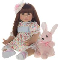 Boneca Laura Doll Lavignia - Ruivo & Verde- 47X20X13Shiny Toys