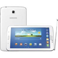 "Tablet Samsung Galaxy Tab 3 7.0 Tv T211M - 8Gb - Dual Core - 3Mp - Tela 7"" - 3G - Android 4.1"
