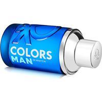 Perfume Masculino Colors Man Blue Benetton Eau De Toilette 60Ml - Masculino-Incolor
