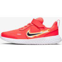 Tênis Nike Revolution 5 Fire Infantil