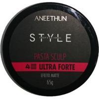 Aneethun Style Professional Pasta Sculp Ultra Forte - 65G - Feminino-Incolor