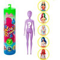 Barbie Fashionista Estilo Surpresa Série Comidas - Mattel